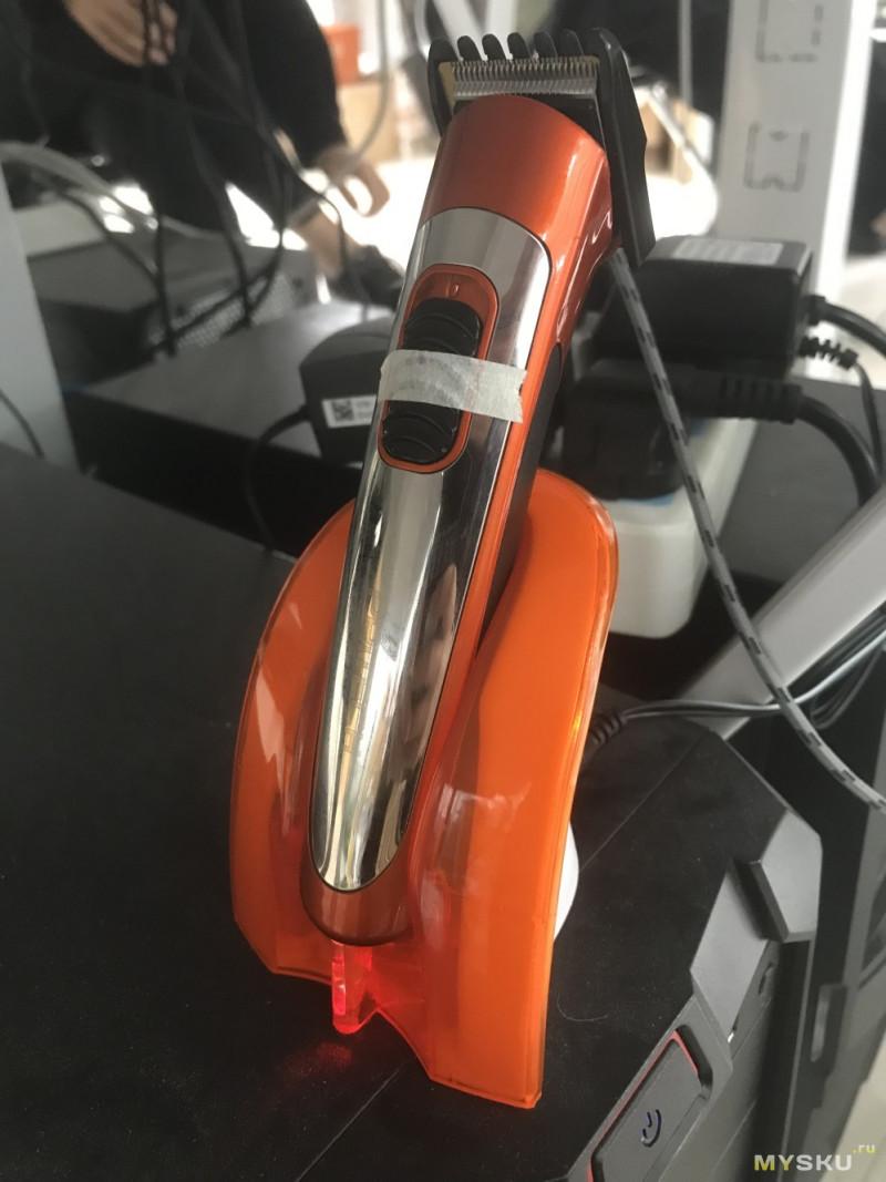 Машинка для стрижки волос RF-607