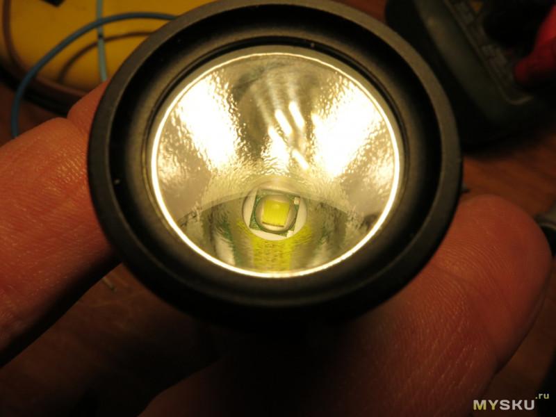 GACIRON V3  (V3S) неоднозначный фонарь