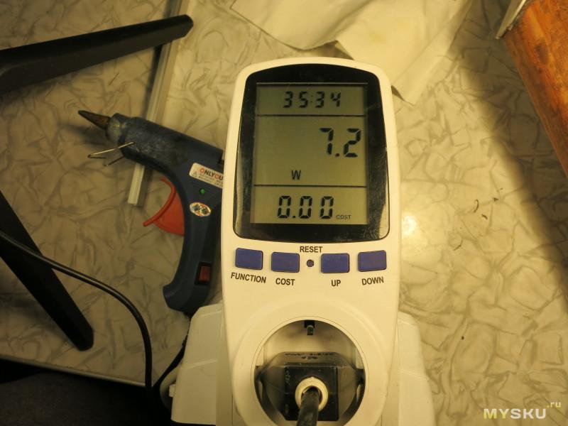 Обзор - разбор на самый дешевый термопистолет 20W