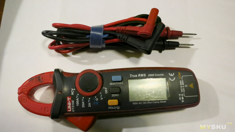 Сравнение стяжек лент велкро для фиксации кабеля