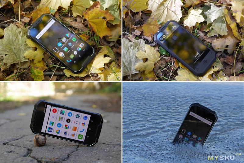 Скидки до 9 тысяч рублей 11.11 на защищенные смартфоны и кнопочные телефоны AGM