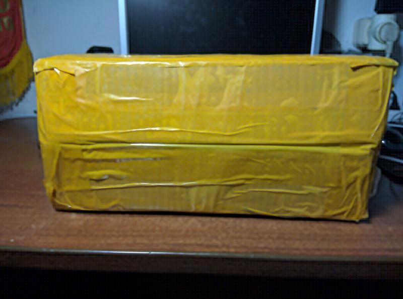 Тыльная сторона коробки