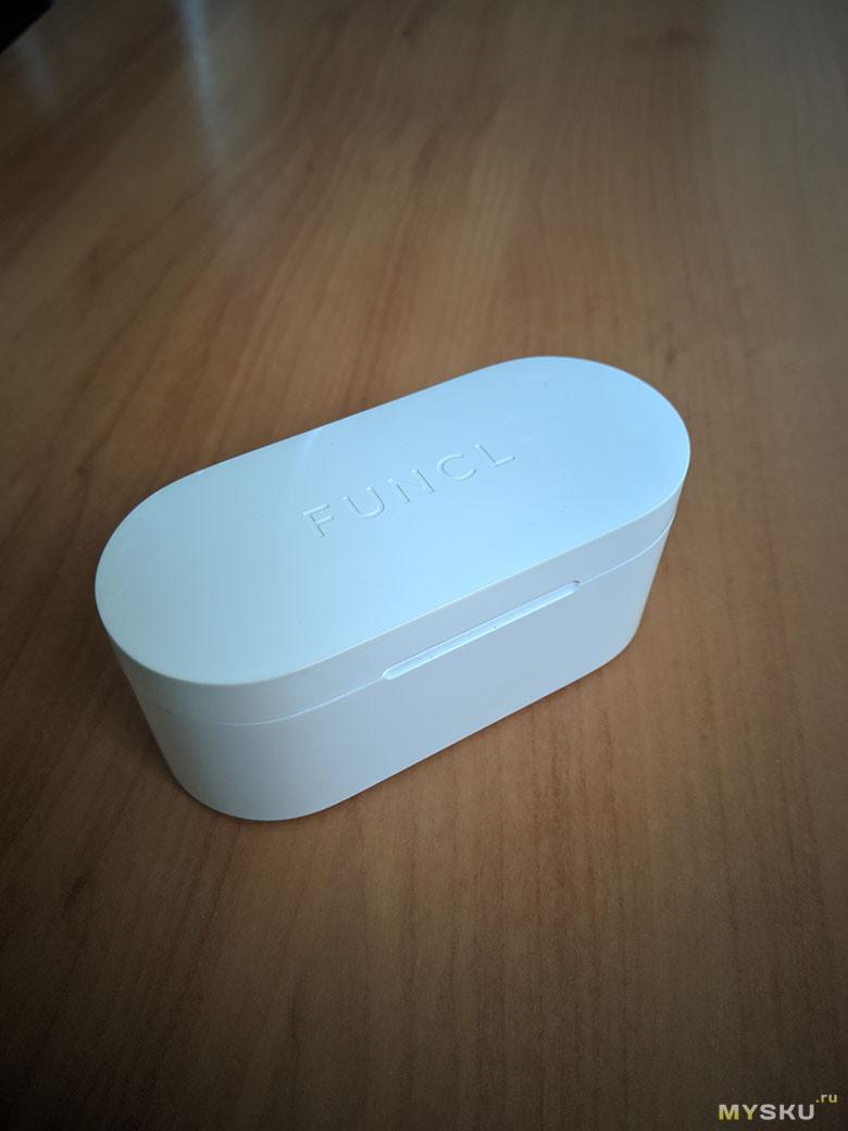 Беспроводные наушники Funcl AI (TWS, Bluetooth 5.0, AptX)