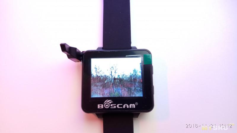 """Boscam bos200rc HD 960*240 2"""" TFT FPV приёмник 5,8ГГц 32CH"""