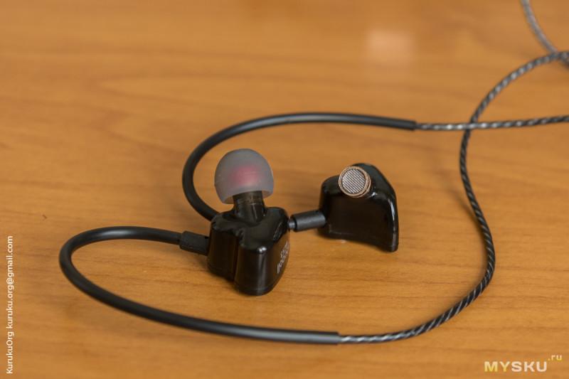 Bboooll BO-T1 – наушники с спорным дизайном и приличным звучанием