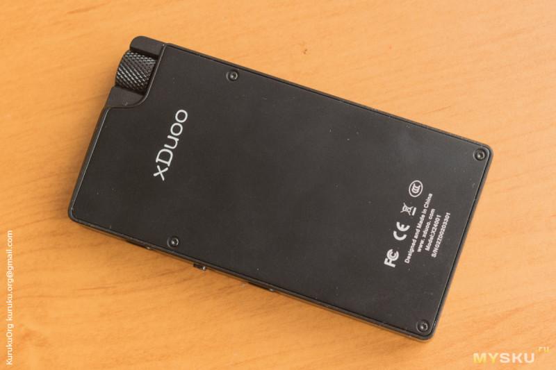 Обзор xDuoo XP-2 - Портативный усилитель, USB-ЦАП, беспроводной ЦАП с поддержкой Bluetooth 5.0