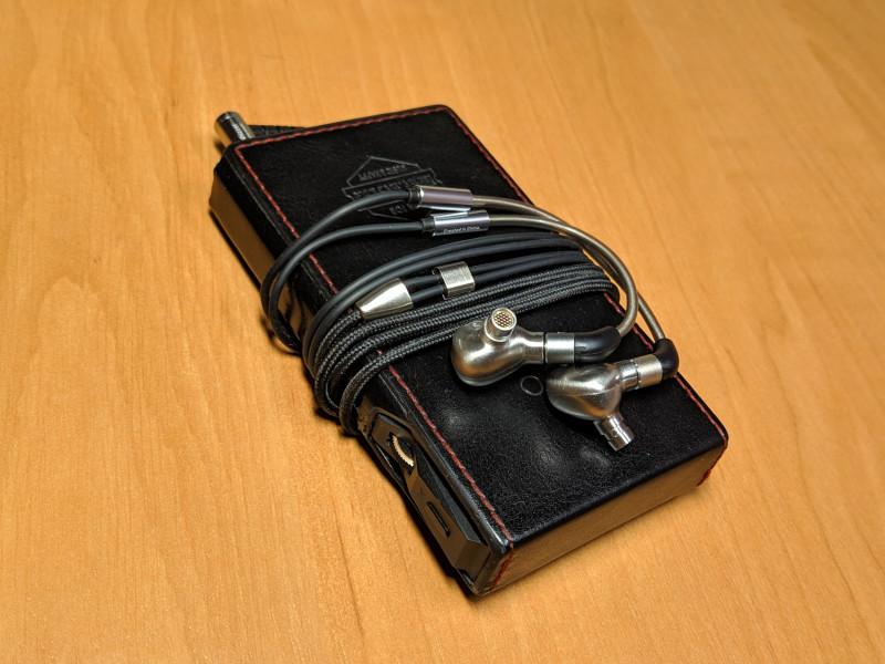 Whizzer A15 - Одни из лучших наушников, в сегменте до 100 долларов