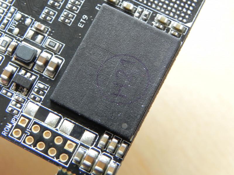 SSD Mengmi 240gb  Опять SM2258G, опять Samsung