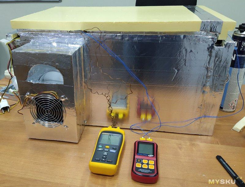 Цифровой регулятор температуры STC-1000 12 В