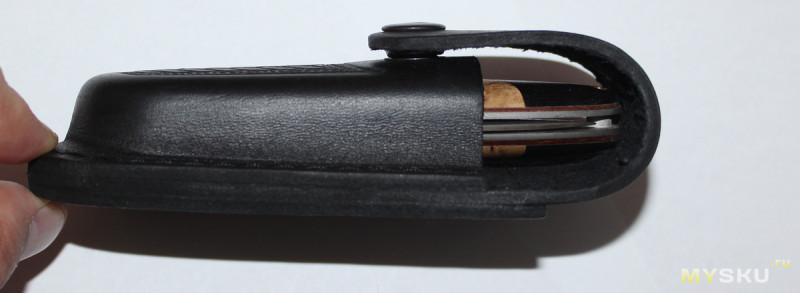 Колонок, хищный нож от Русских кустарей. Попытка номер раз!