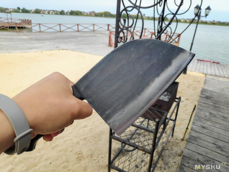 Китайский нож-топорик XYj Full Tang