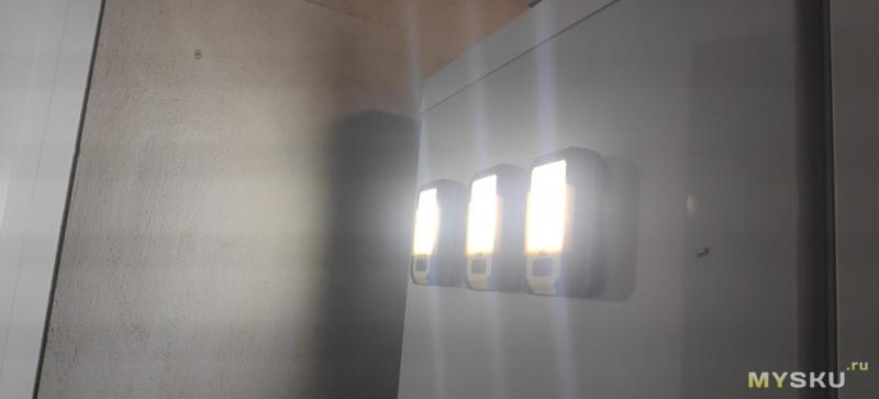 Кемпинговые фонарики. ЭРА(1.5 года эксплуатации) и аналог с Aliexpress. Пожалуй лучше и универсальнее фонарика подобного типа я не видел.