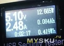 Трёхпортовое ЗУ от Essager. QC3.0 - 30W