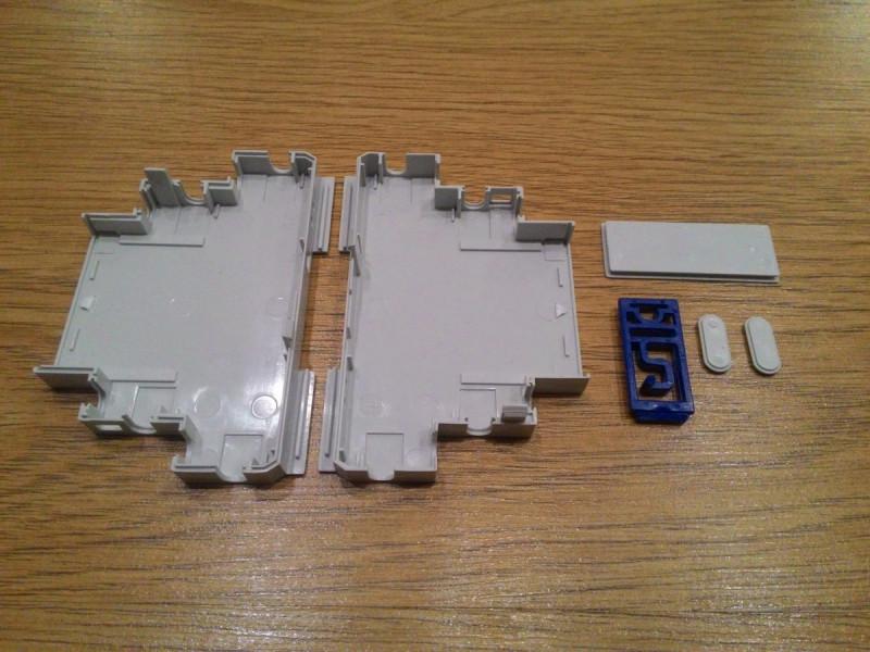 Шлюз WiFi-RS485. Добываем данные из эл. счетчика.