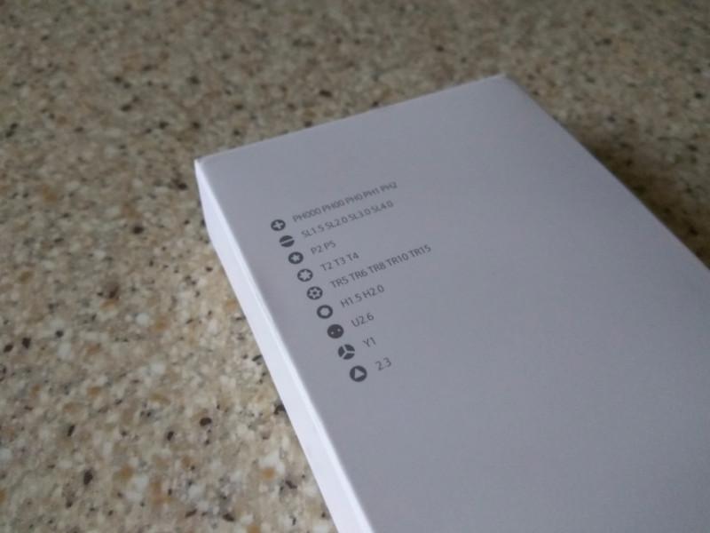 Xiaomi Mijia Wiha - отвертка с 24 битами.