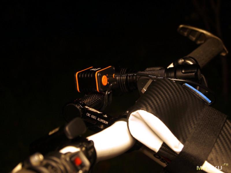 Велофара Xanes DL01