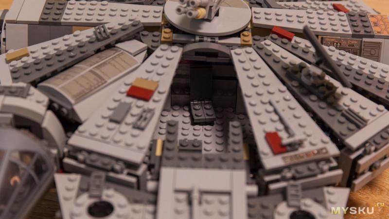 <span>Конструктор Lepin 05007 Millenium Falcon</span>