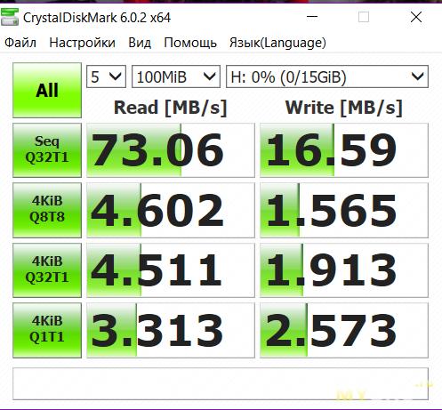 16гб карта памяти SanDisk Ultra