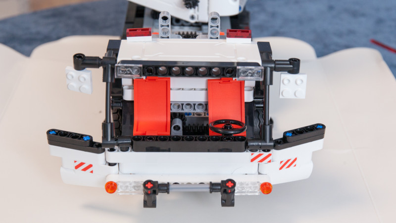 Конструктор-автокран Xiaomi Mitu