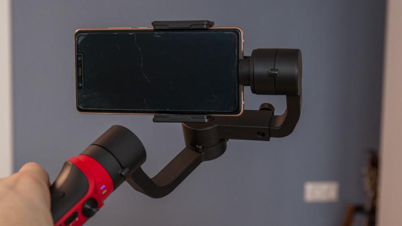 3х-осевой стабилизатор для смартфона Wewow A-Lite
