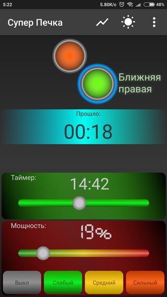 Подключаем электропечь к андроиду с помощью Wemos D1 mini