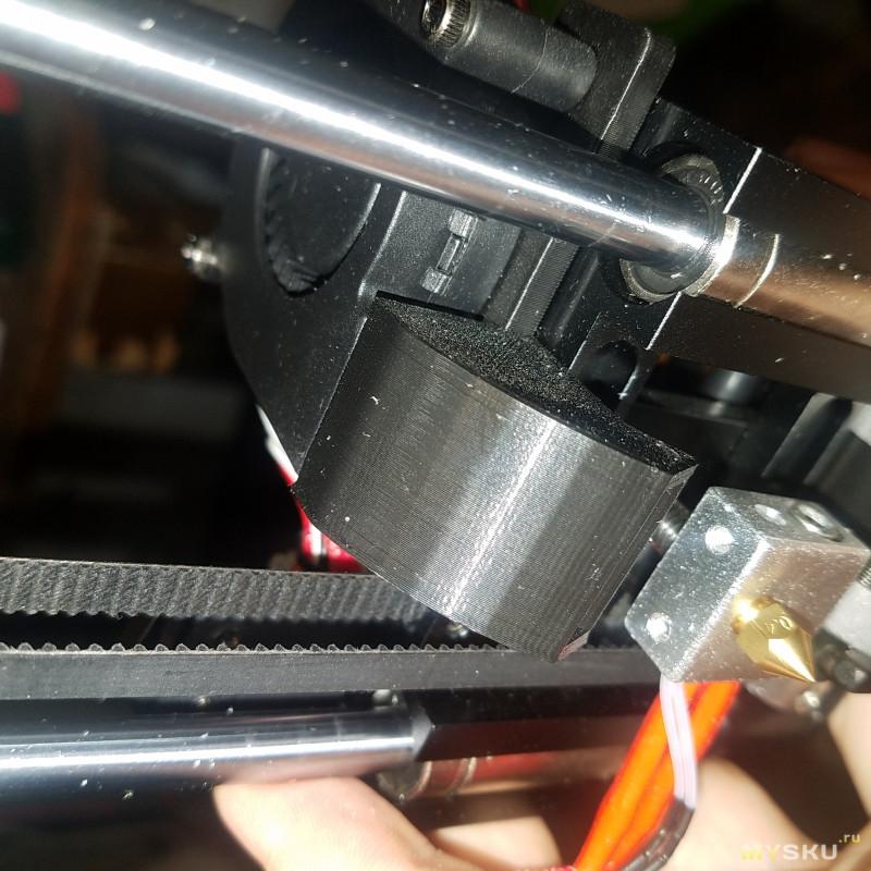 Обзор от чайника: 3D принтер ANYCUBIC 4MAX