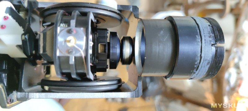 Бинокль с гиростабилизацией Пеленг 1240GS