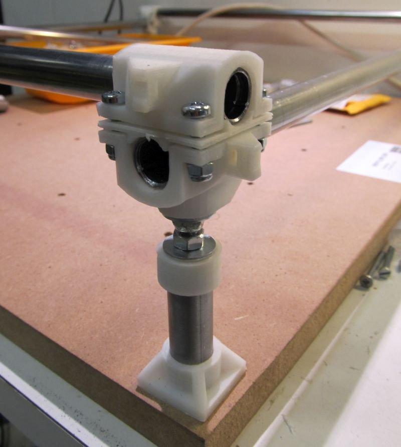 Печатаем гравицапу и делаем ЧПУ станок — история с прологом, эпилогом и лирическими отступлениями.