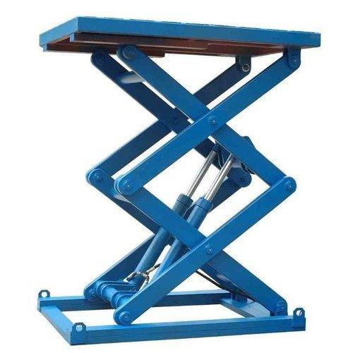Ножничный стол-подъемник