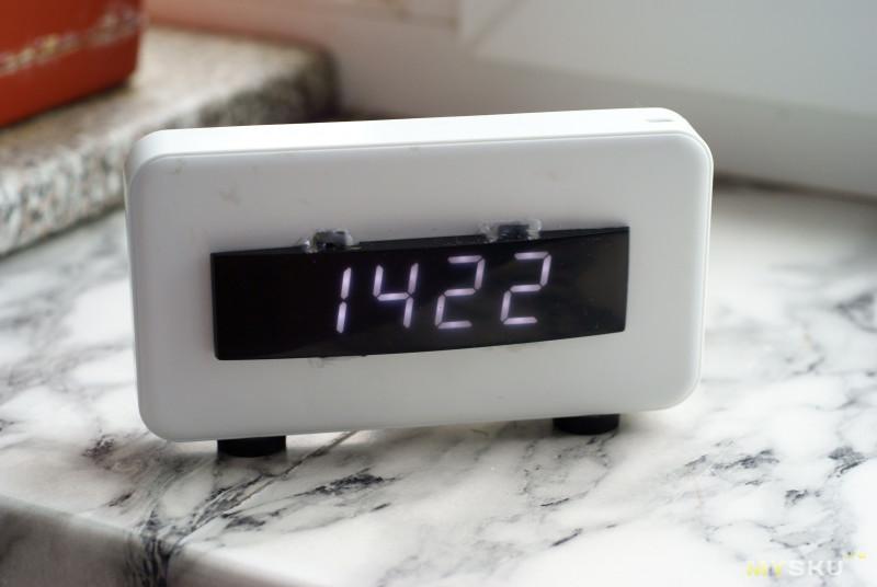 Часы на DS3231 с питанием от АКБ