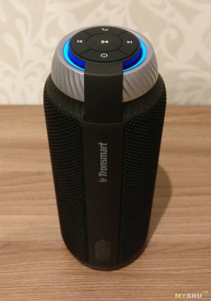 Bluetooth-колонка Tronsmart element T6 - каким должен быть бас!
