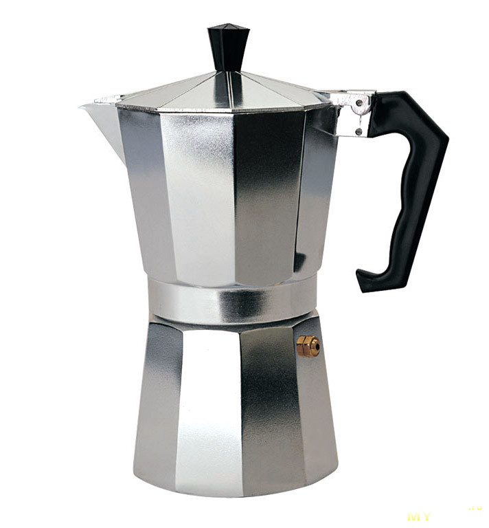 Помазок из барсука Yaqi Moka 26мм - отличный помазок для любителей кофе.