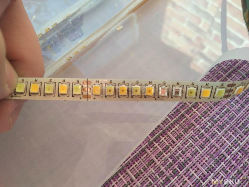 Потолочная светодиодная лампа. MY8801 - 98W