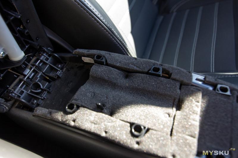 Лопатки (монтировки) для снятия салонного пластика авто и мой колхоз в обесшумке авто