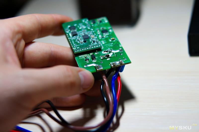 WiFi контролер Broadlink SC1 - автоматизация освещения здания