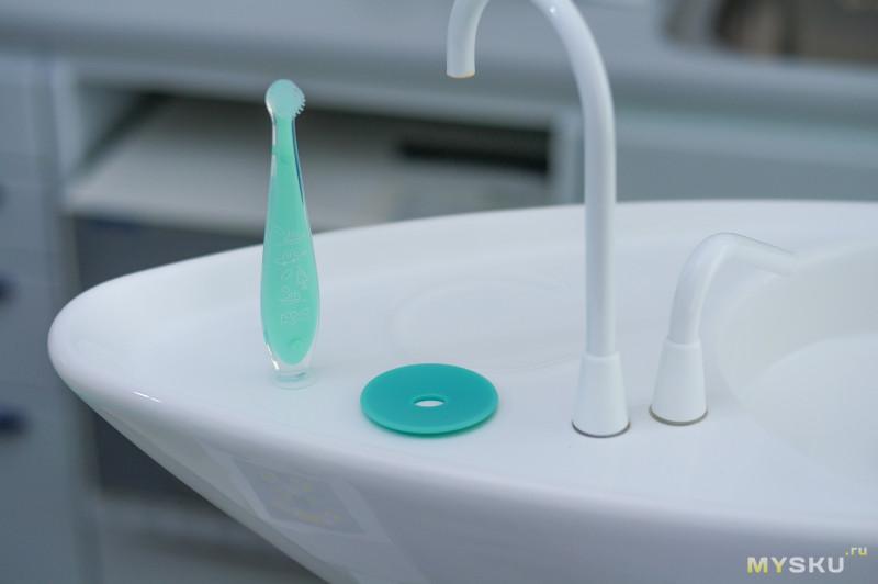 Детская зубная щетка Kola Mama - бренд из под крыла Xiaomi
