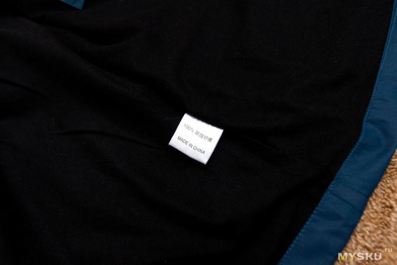 Осенне-весенняя куртка Lixada - типичный представитель дядюшки Ляо