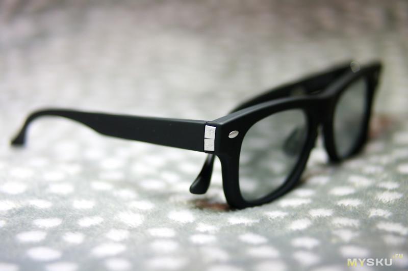 Те самые очки Lavle с автозатемнением. Товар из разряда ожидание - реальность