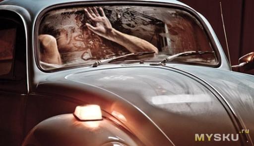 Антитуман на стекла от Rundong Auto Accessories