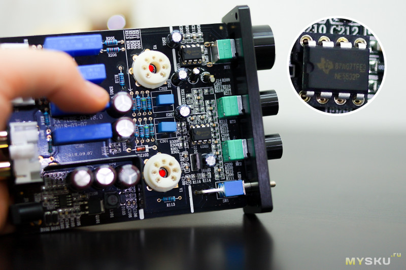 Предварительный усилитель FX-Audio TUBE-03  - добавляем аудиоколхоза в домашнюю систему звука