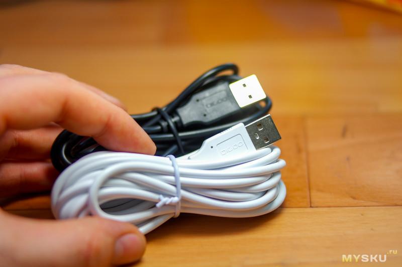 3-х метровый USB-microUSB кабель Digoo DG-BB-13MW
