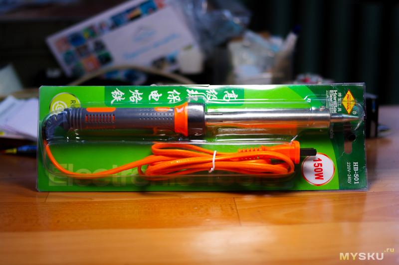 Паяльник HanBao Electric Tools на 150W
