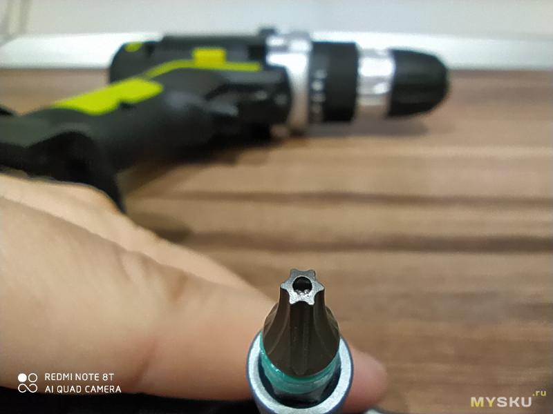 Набор отверток с трещоткой AtuMan Duka RS1 (больше тестов)
