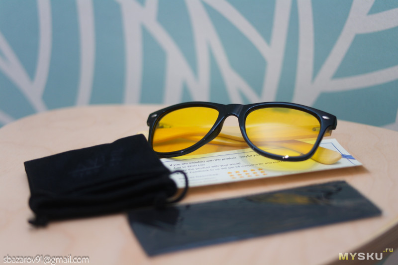 Очки Lavie Oculos De Sol Masculino, купленные за 15% от своей цены