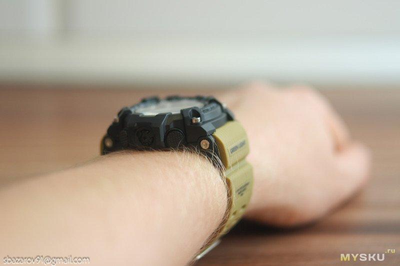 """""""Защищенные"""" часы TwentySeventeen W008Q (Xiaomi)"""