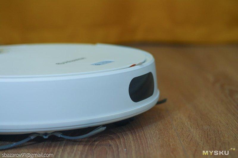 """Робот-пылесос Alfawise V10 Max - чистокровный """"китаец""""?"""