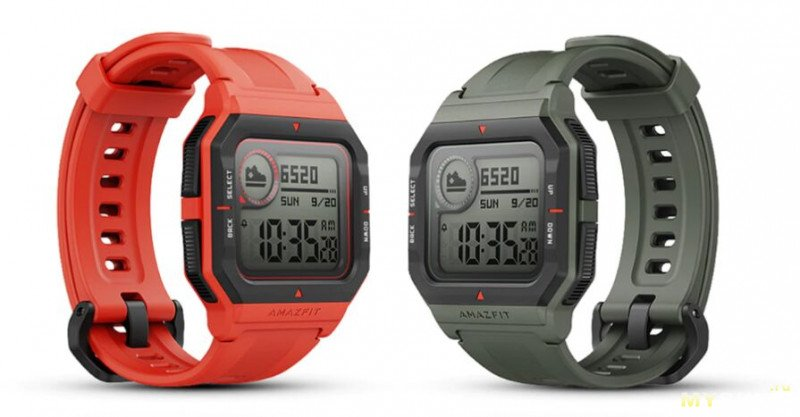 Смарт - часы Amazfit Neo за .99