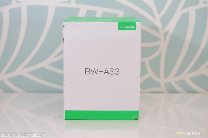 Портативная колонка BlitzWolf® BW-AS3 на 70Вт и АКБ 12Ah. Разбор и фиаско