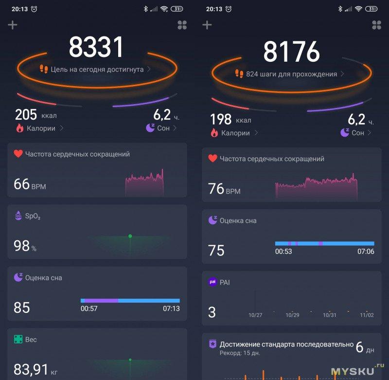 Фитнесс-браслет Amazfit Band 5 - улучшенная версия Xiaomi Mi Band 5?!
