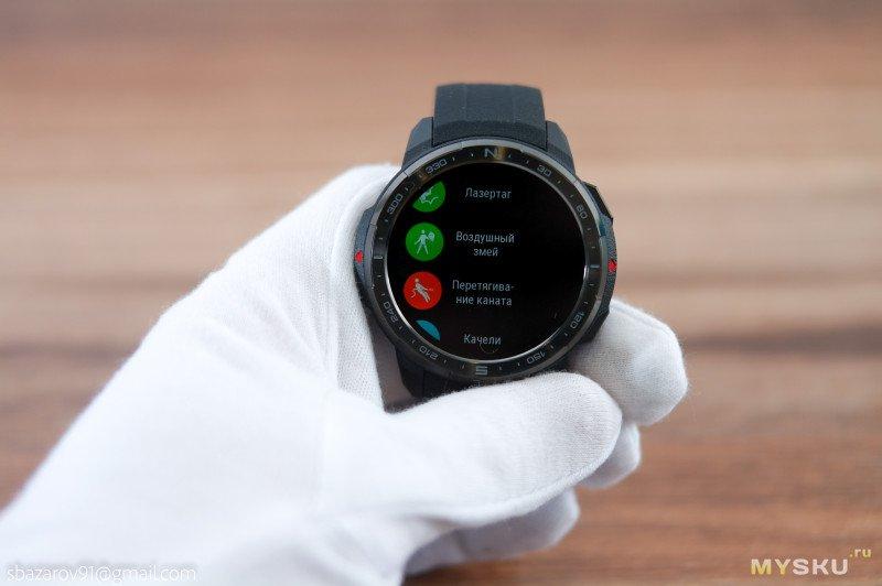Флагманские smart-часы Honor Watch GS Pro